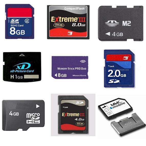 باید ها و نباید ها برای خرید کارتهای SD